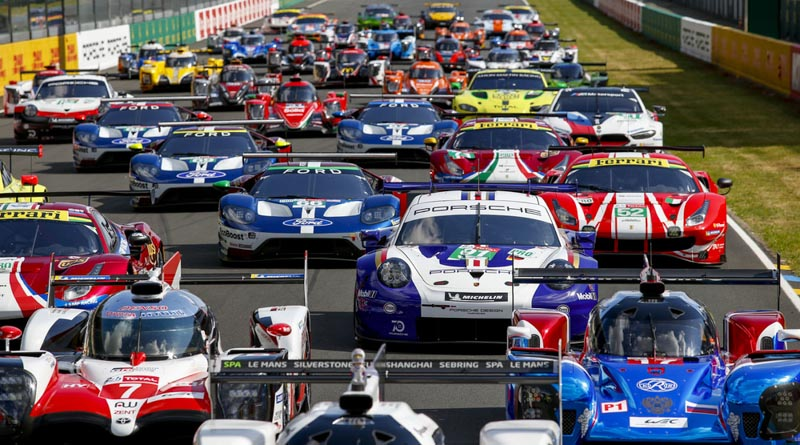 On June 16, the 86th edition of the Le Mans 24 Hours takes off. This weekend's official pre-test marked the start of the critical phase for the world's toughest automobile race. 180 drivers and 60 vehicles will fight for victory at Le Mans. With four ca. 510 hp Porsche 911 RSR contesting the GTE-Pro class, Porsche fields the largest GT works contingent in the company's history