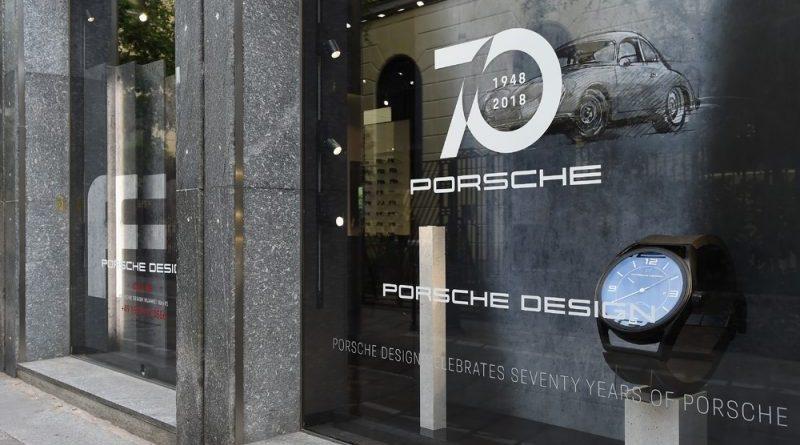 Porsche Studio Milan