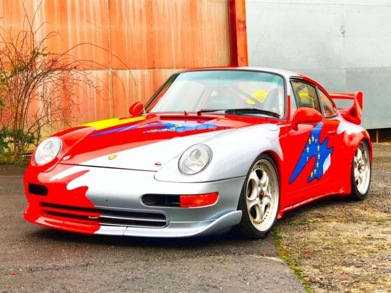 1994 Porsche 993 Cup-Sport