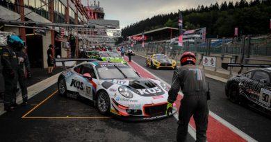 KÜS Team75 Bernhard, Porsche 911 GT3 R (117), Timo Bernhard (D), Earl Bamber (NZ), Laurens Vanthoor (B), Spa-Francorchamps 2018