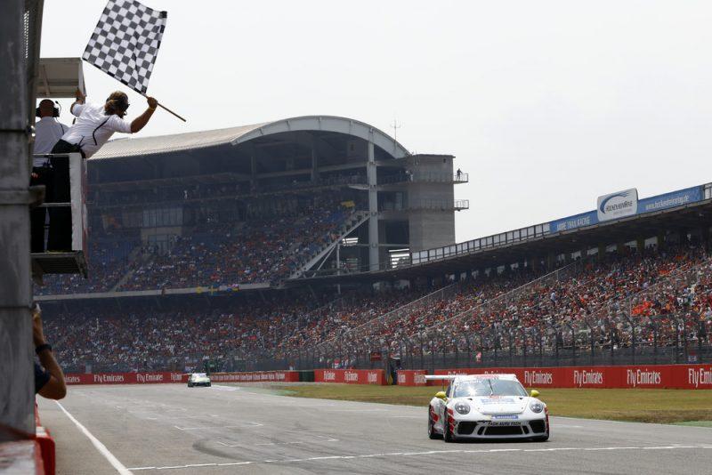 Porsche 911 GT3 Cup, Nick Yelloly (GB), Porsche Mobil 1 Supercup, Hockenheim 2018