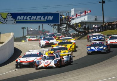 Strong performance of the Porsche 911 RSR in Canada goes unrewarded