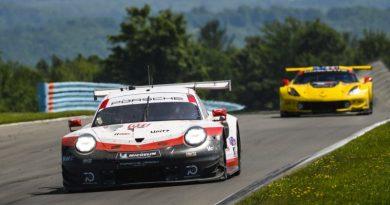 Porsche 911 RSR (911), Porsche GT Team - Patrick Pilet, Nick Tandy