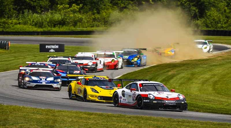 Preview IMSA Weathertech Alton : Porsche GT Team strives for outright victory in Virginia
