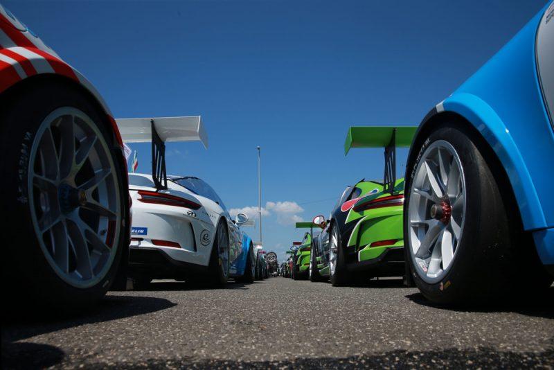 Porsche Mobil 1 Supercup, Budapest 2018