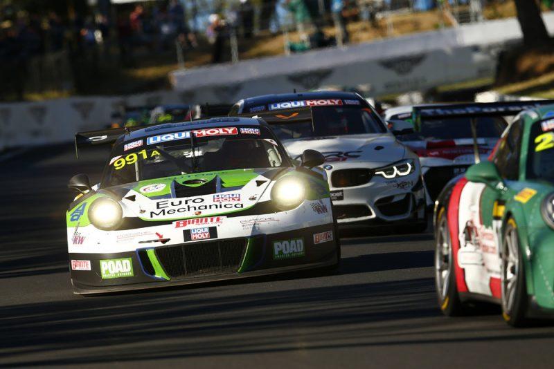 Craft-Bamboo Racing, Porsche 911 GT3 R (991), Laurens Vanthoor (B), Kevin Estre (F), Mathieu Jaminet (F), 2018