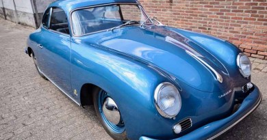 Porsche collection and sportscar auction in Breda