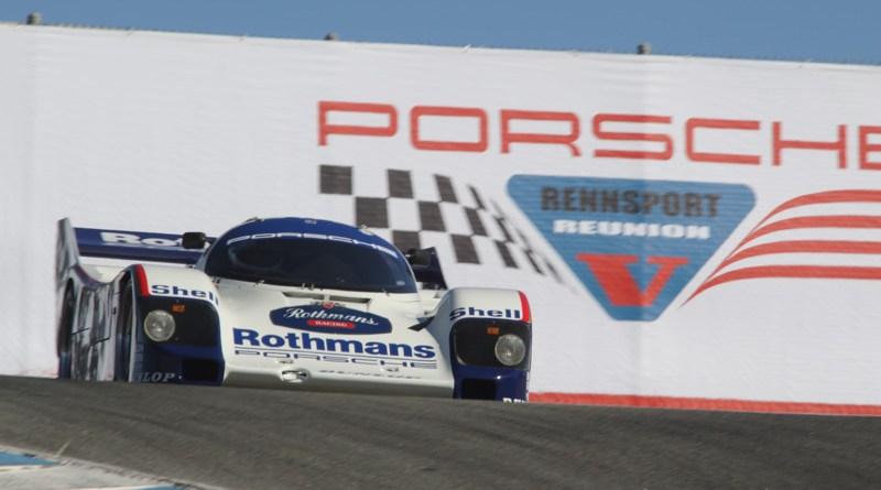 2015 Porsche Rennsport Reunion V