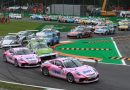 Start, Porsche 911 GT3 Cup, Thomas Preining (A), Michael Ammermüller (D), Mattia Drudi (I), Porsche Mobil 1 Supercup, Monza 2018