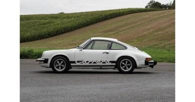 Bonhams Zoute 1975 Porsche 911 Carrera 2.7 MFI