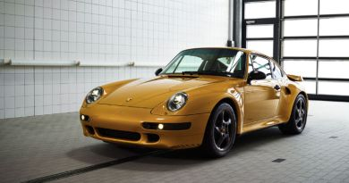 "Porsche Classic's ""Project Gold"" heads to new home for EUR 2.7 Million"