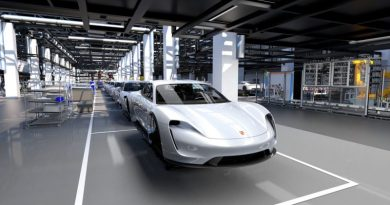 Porsche definitively enters the electric era with the new Taycan