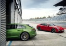 New GTS models: two athletes join the Porsche Panamera family