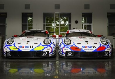 Porsche GT Team fields cars with legendary design at Road Atlanta