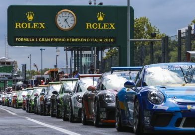 Suspense at the finale in Mexico: Three-way fight for the title in the Porsche Mobil 1 Supercup