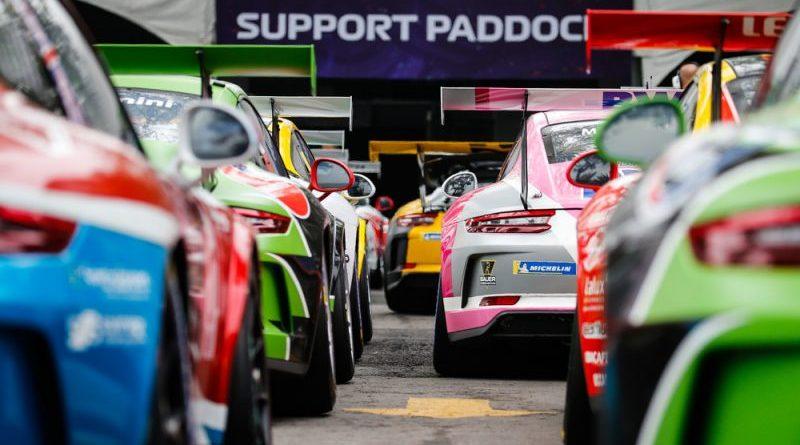 Porsche Mobil 1 Supercup, Mexico 2018