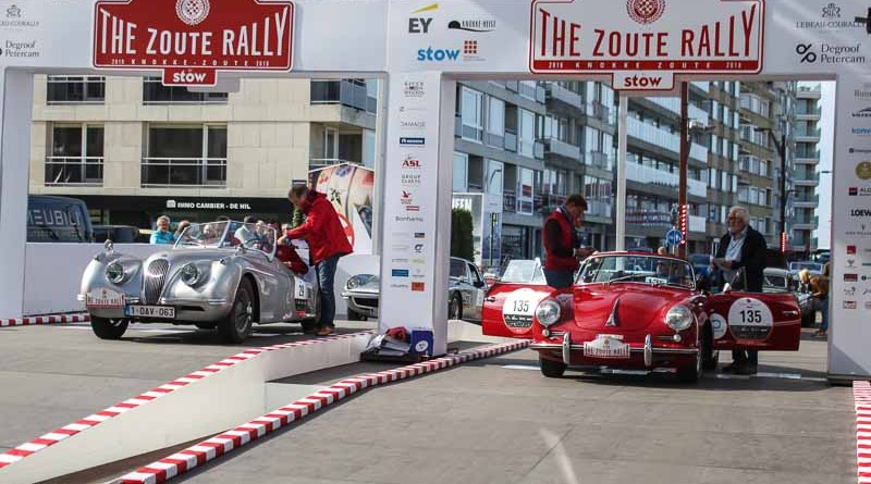 Zoute GP 2018 - Rally
