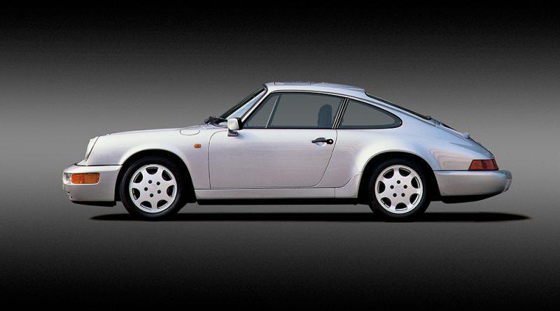 1988, 911 Carrera 4, Typ 964,