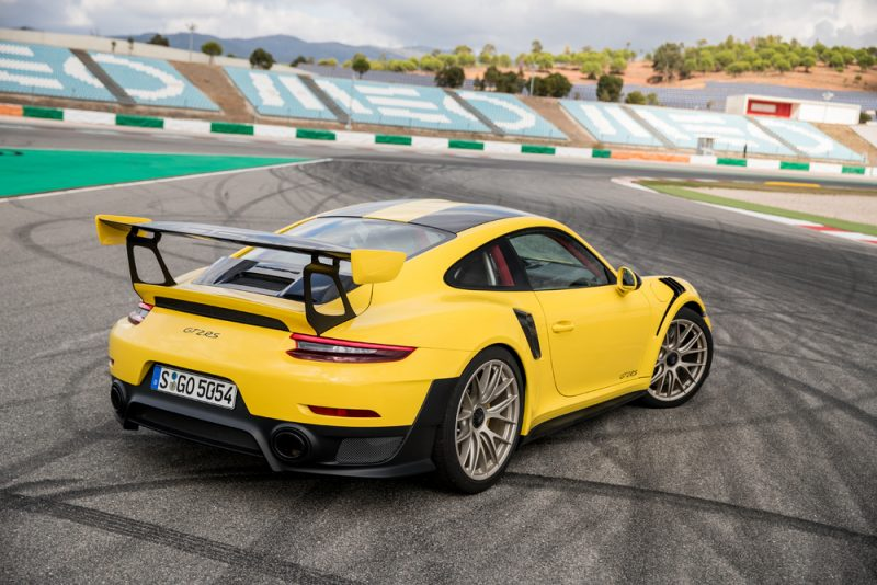 The type 991, Porsche 911 GT2 RS