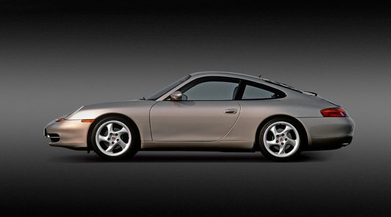 1998 Porsche 911 Carrera Coupé, Type 996, 3,4 Liter,