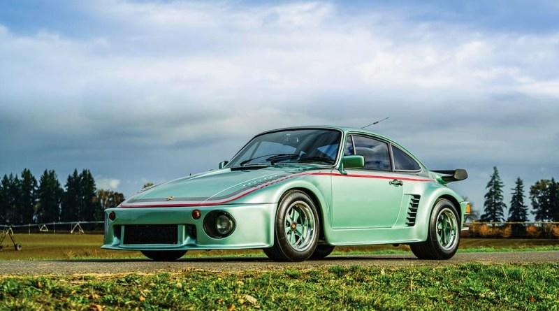 1976 Porsche 930 Kremer RM Auctions FS