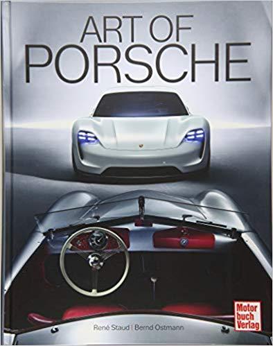 Art of Porsche Book Cover