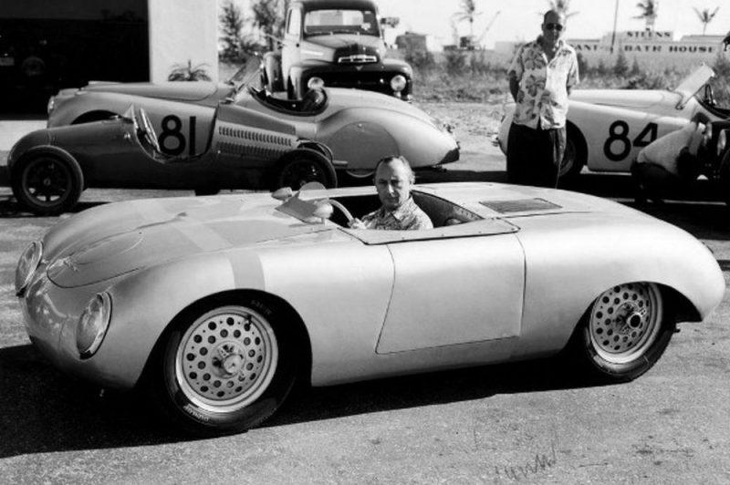 Max Hoffman Glöckler Porsche