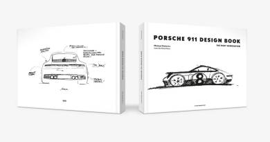 Porsche 911 Design Book Ramp Space