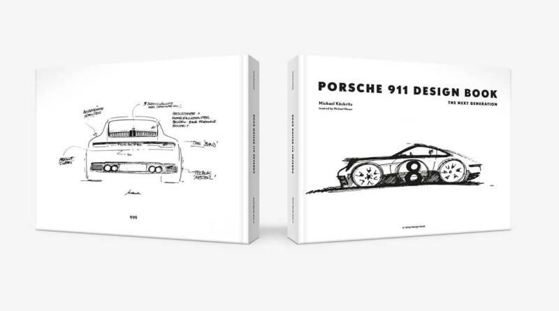 Porsche 911 Design Book Ramp Space