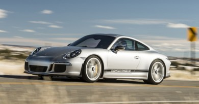 2016 Porsche 911R