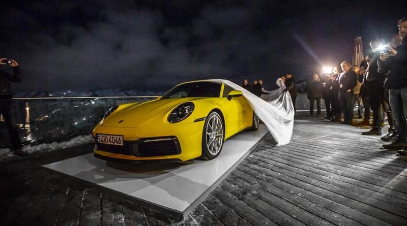 Porsche 911 GT3 R (99), NGT Motorsport: Juergen Haering, Steffen Goering, Sven Mueller, Klaus Bachler911 Carrera S, great appearance at the Areit-Alm (altitude 1,408 meter)