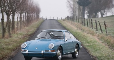 1964 Porsche 911 by Reutter