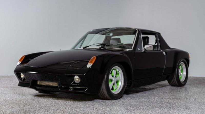 1971 Porsche 916 prototype Brutus