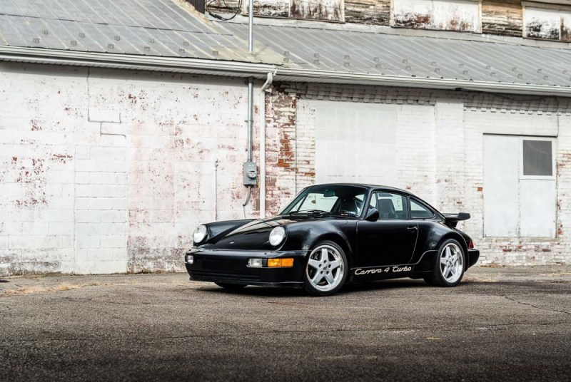 1990 Porsche RUF BTR Carrera 4 Turbo Motorcar Studios ©2018 Courtesy of RM Sotheby's