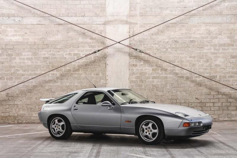 1992 Porsche 928 GTS Tim Scott ©2018 Courtesy of RM Sotheby's