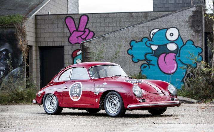 1956 Porsche 356 carrera gs