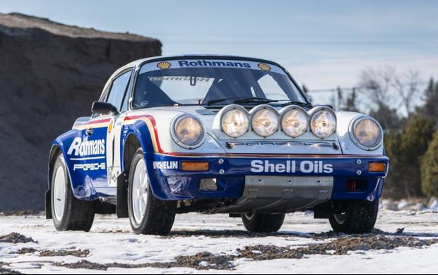 1984 Porsche 911 SC/RS