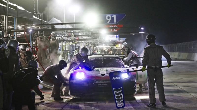 Sebring -Porsche 911 RSR, Porsche GT Team (91), Gianmaria Bruni (I), Richard Lietz (A)