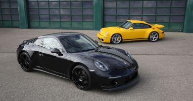 RUF unveils CTR Anniversary and all-new RUF GT at the Geneva International Motor Show
