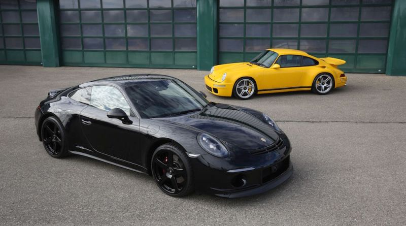 RUF GT and RUF CTR Anniversary