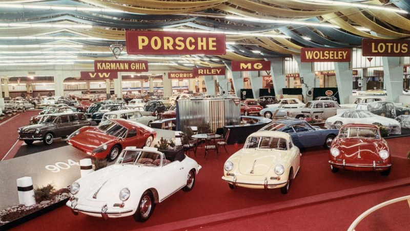 The Porsche 904 Carrera GTS celebrated its première in Geneva 55 years ago.