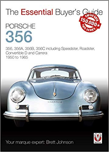 Porsche 356 - the essential buyer's guide Book Cover