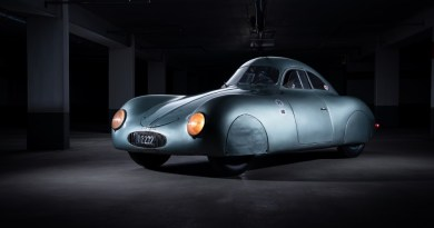 The only surviving Porsche Typ 64 comes up for auction in Monterey