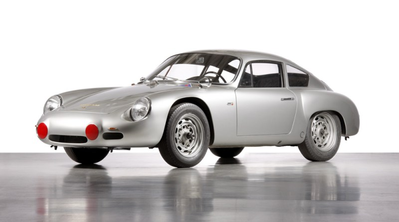Porsche 356 B 1600 GS Carrera GTL Abarth