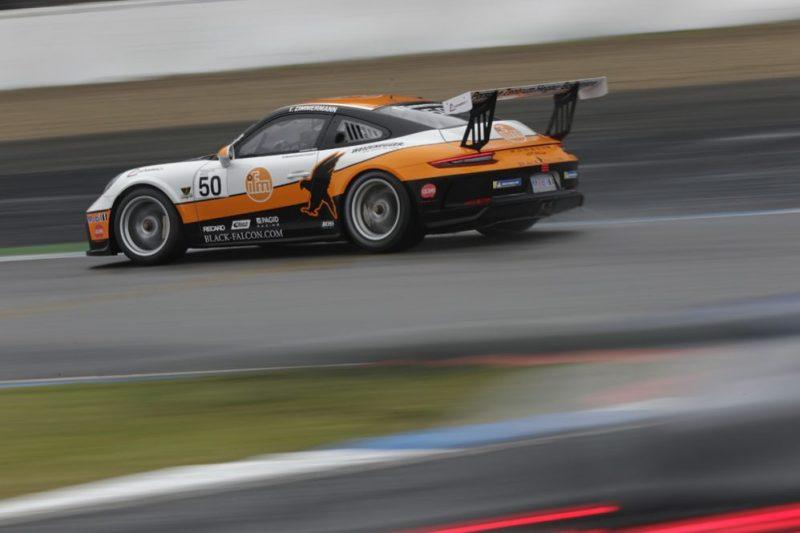 Porsche 911 GT3 Cup, Tim Zimmermann (D), Porsche Carrera Cup Deutschland, Hockenheimring 2019