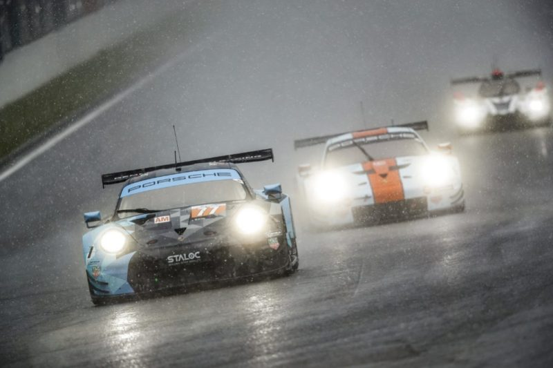 Porsche 911 RSR, Dempsey Proton Racing (77), Riccardo Pera (I), Matt Campbell (AUS), Christian Ried (D), Spa-Francorchamps 2019