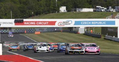 Start: Porsche 911 GT3 Cup, Larry ten Voorde (NL), Porsche Carrera Cup Deutschland, Most 2019