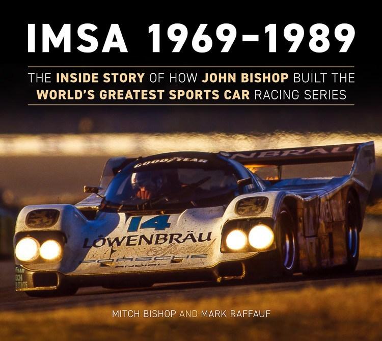 Imsa 1969 - 1989 Book Cover