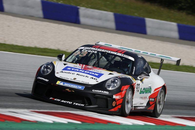 Porsche 911 GT3 Cup, Jaxon Evans (NZ), Porsche Carrera Cup Deutschland, Spielberg 2019