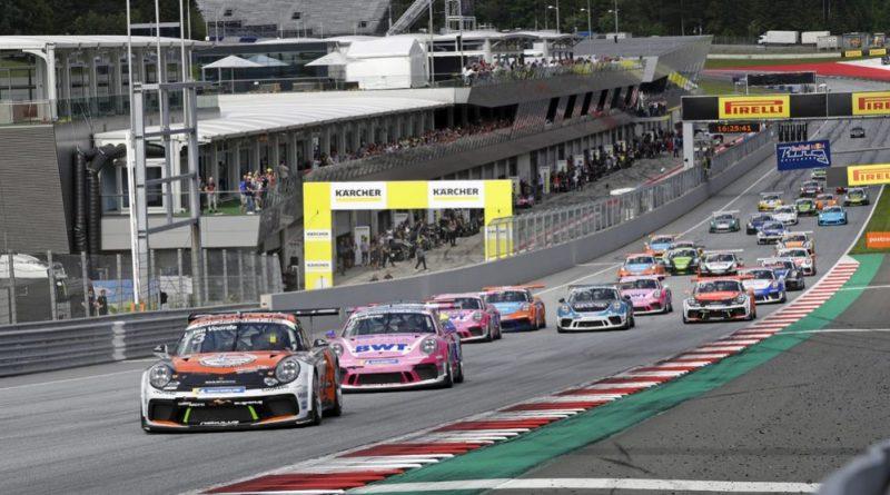 Porsche 911 GT3 Cup, Larry ten Voorde (NL), Porsche Carrera Cup Deutschland, Spielberg 2019jpg